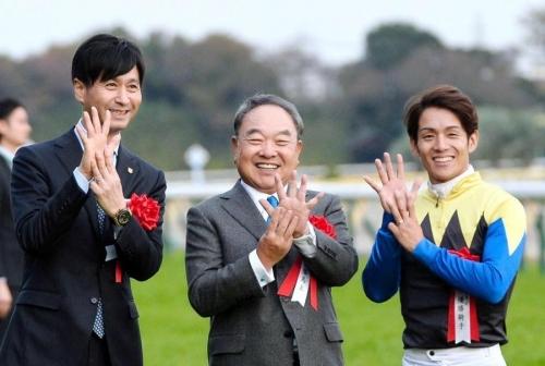【競馬】金子真人オーナー8大レース完全制覇