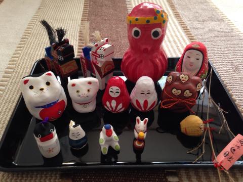 【東京】てぬぐいと郷土玩具の旅・1日目【東京駅でうろうろ編】