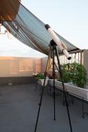 月観測用手作り望遠鏡 (KT-5cm)