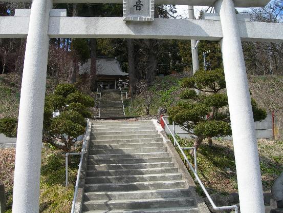 山寺観音堂