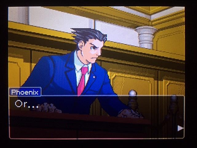 逆転裁判 北米版 管理人証言、何故行方を晦ましたのか14