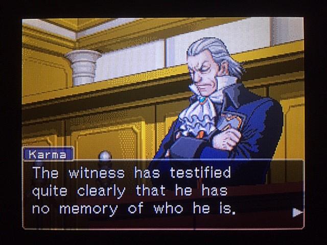 逆転裁判 北米版 管理人証言、何故行方を晦ましたのか16