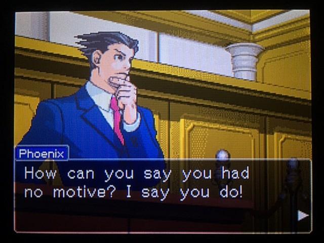 逆転裁判 北米版 管理人証言、何故行方を晦ましたのか23