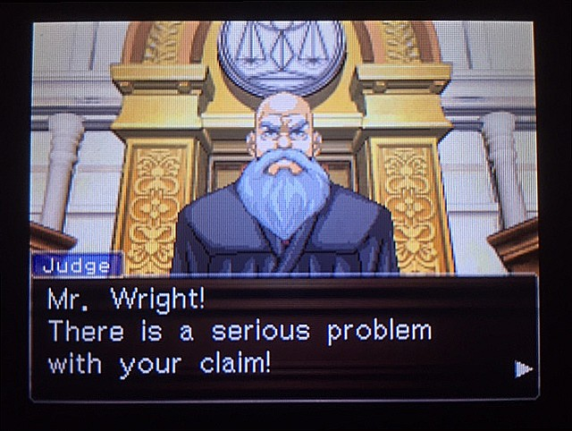 逆転裁判 北米版 管理人の本当の名前6