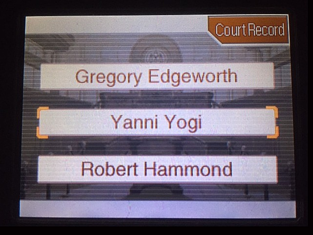 逆転裁判 北米版 管理人の本当の名前12