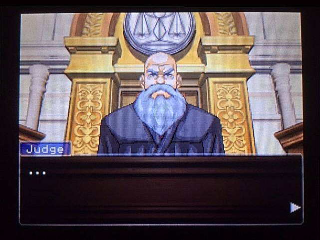 逆転裁判 北米版 管理人の本当の名前16