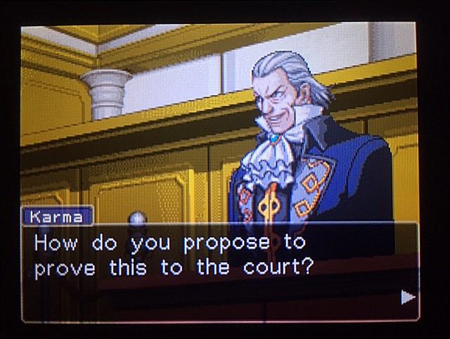 逆転裁判 北米版 管理人の本当の名前23
