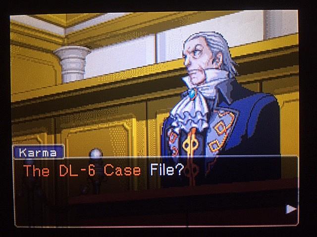 逆転裁判 北米版 金庫の暗証番号は…17