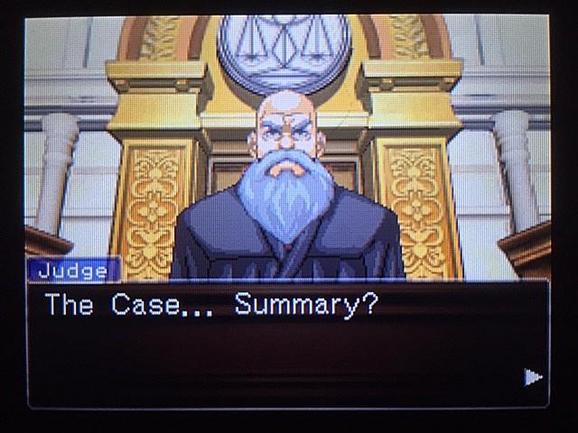 逆転裁判 北米版 金庫の暗証番号は…23