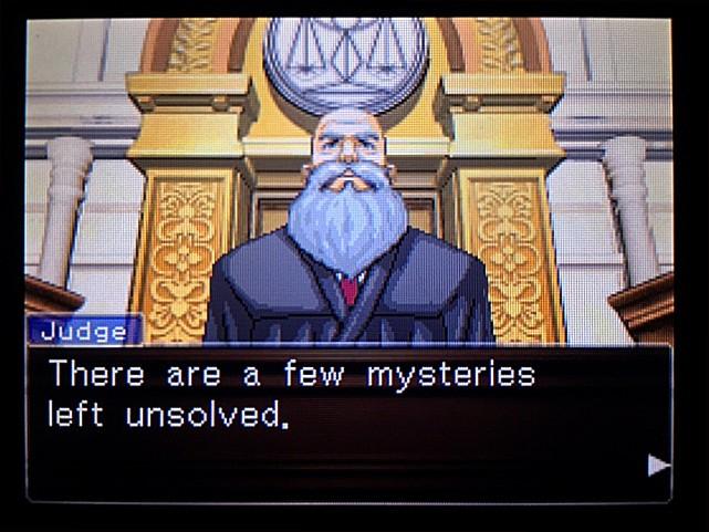 逆転裁判 北米版 エッジワースへの無罪判決!だが…8