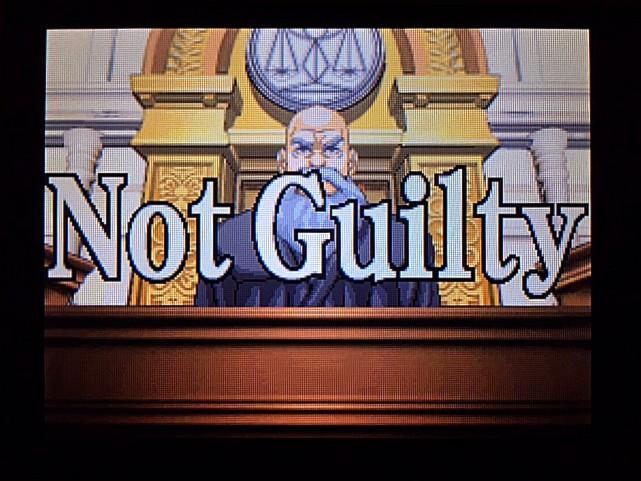 逆転裁判 北米版 エッジワースへの無罪判決!だが…18