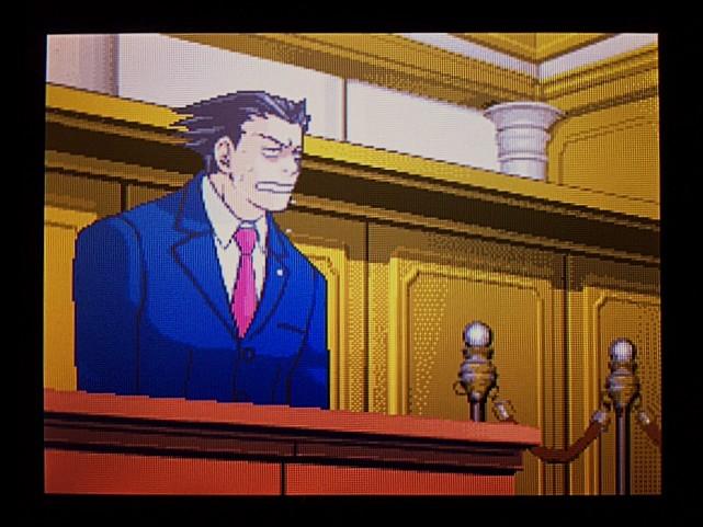 逆転裁判 北米版 エッジワースへの無罪判決!だが…21