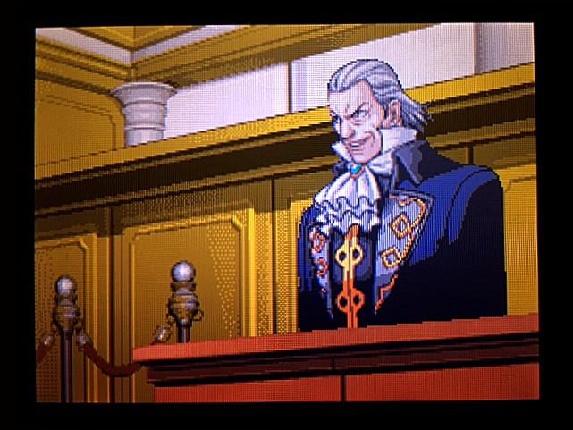 逆転裁判 北米版 エッジワースへの無罪判決!だが…22