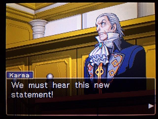 逆転裁判 北米版 エッジワースへの無罪判決!だが…38