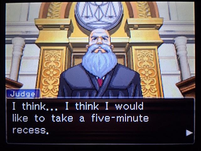 逆転裁判 北米版 エッジワースの独白14