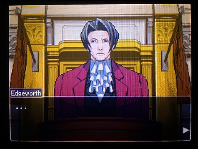 逆転裁判 北米版 DL-6法廷、開廷14