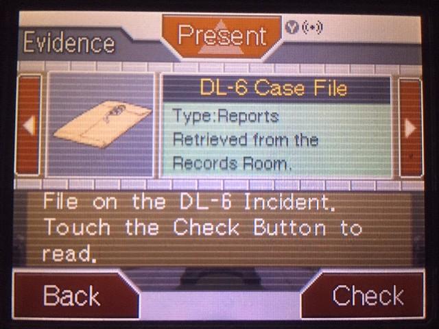 逆転裁判 北米版 DL-6の銃声29