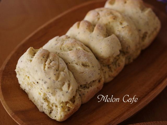 ホットケーキミックスでチャイのちぎりパン06