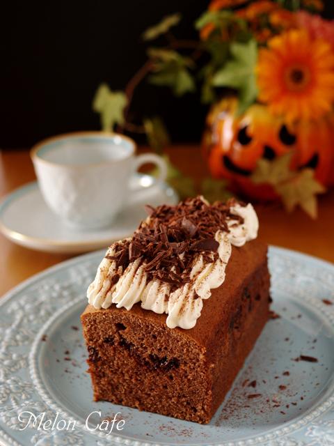 カフェモカパウンドケーキ