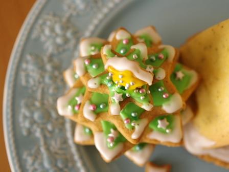 ヘクセンハウスお菓子の家紅茶のクッキーバージョン201501