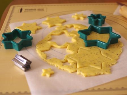 ヘクセンハウスお菓子の家紅茶のクッキーバージョン201506
