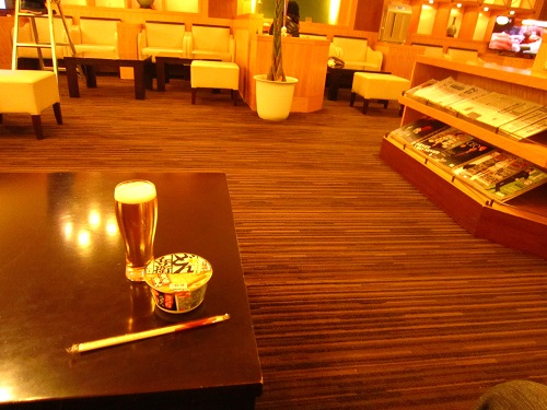 関西国際空港KALラウンジ