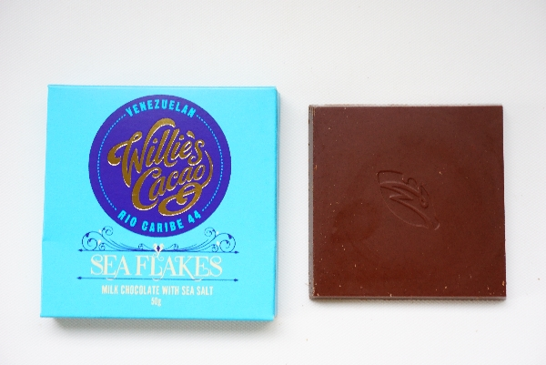 【Willie's Cacao】SEA FLAKES