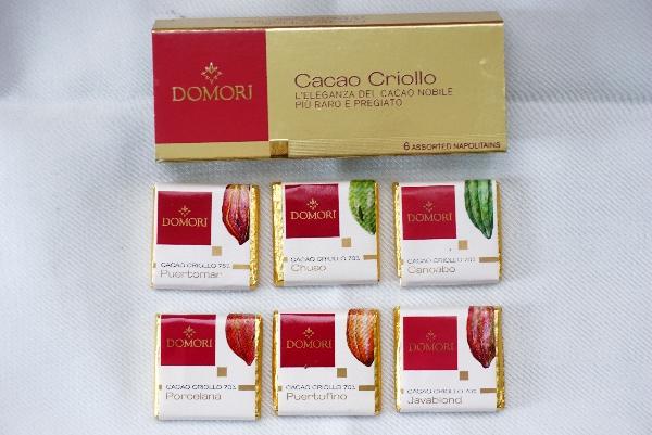 【DOMORI】Cacao Criollo