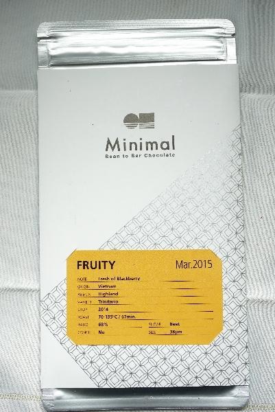 【Minimal】PRIMITIVE FRUITY【ベトナム】
