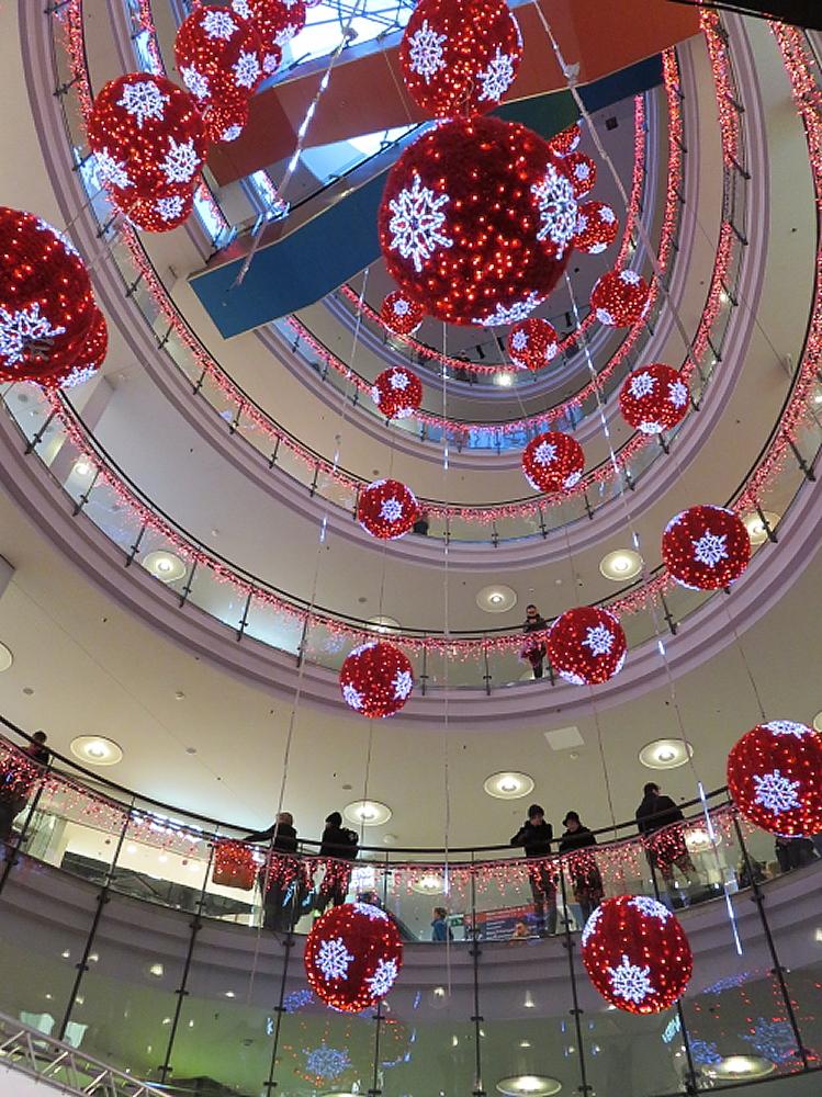 Kamppi Joulu Christmas ヘルシンキ クリスマス