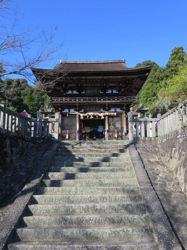 観菩提寺②