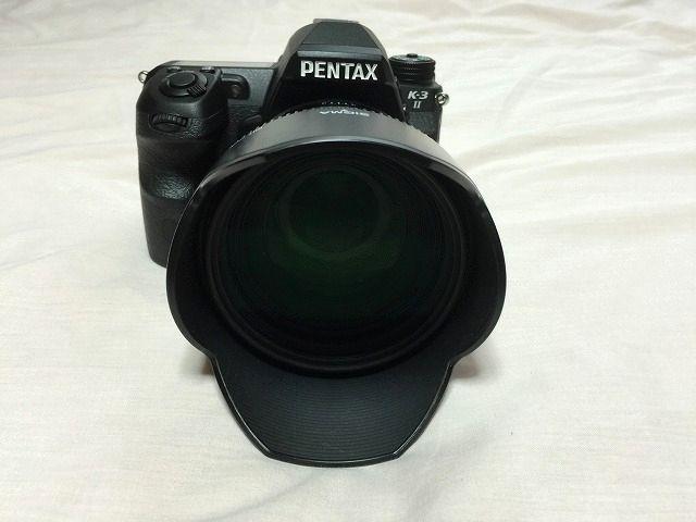 ペンタックスK3Ⅱ