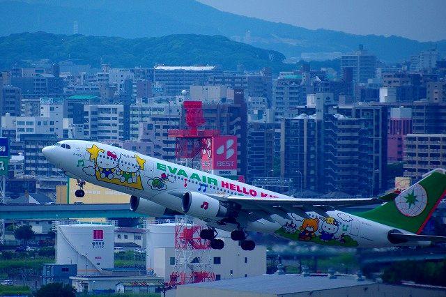 出撃Fukuoka Airport再び LAST