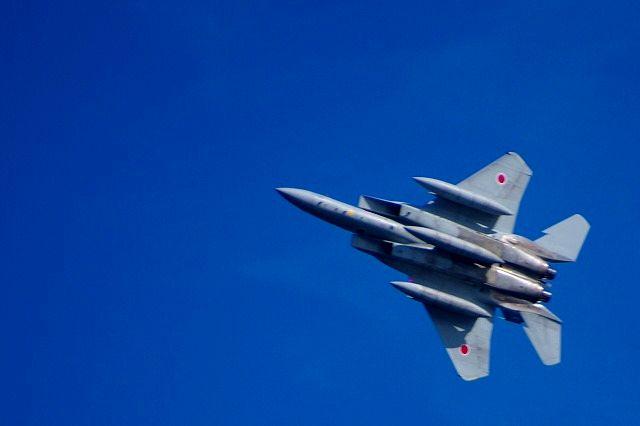みなとフェスOITA航空自衛隊築城基地展示飛行
