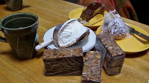 フレンドのケーキ