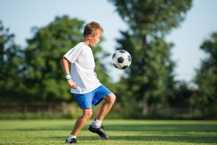 『リフティング練習の前に「これ」をやると上達スピードが上がる』