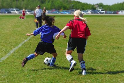 3. 『お尻の使い方でサッカーが10倍うまくなる!』  ~これで僕は球際が強くなった