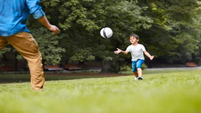 『10歳のジュニアサッカー選手からパパとママへの手紙』