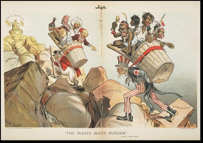 白人の重荷