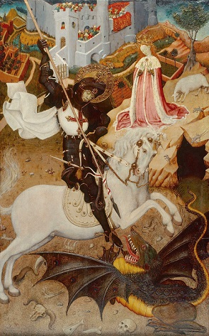 Saint George Killing the Dragon