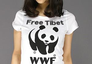 パンダはチベットの動物です ~ Stop China !