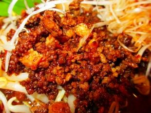 ふくすけ ブラック味噌担々麺 具 (3)