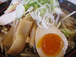 なおじV3 新潟地鶏のチャーシュー麺 具