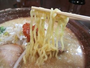 市玄 辛味噌ラーメン 麺