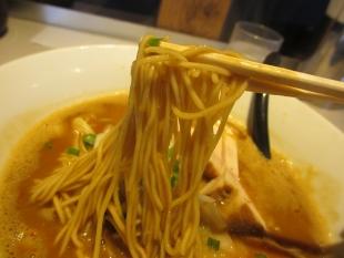 中田製作所 濃密パイタン味噌 麺
