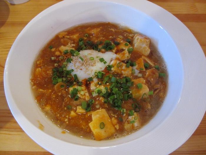 麺マッチョ本店 豚バラ肉の麻婆麺