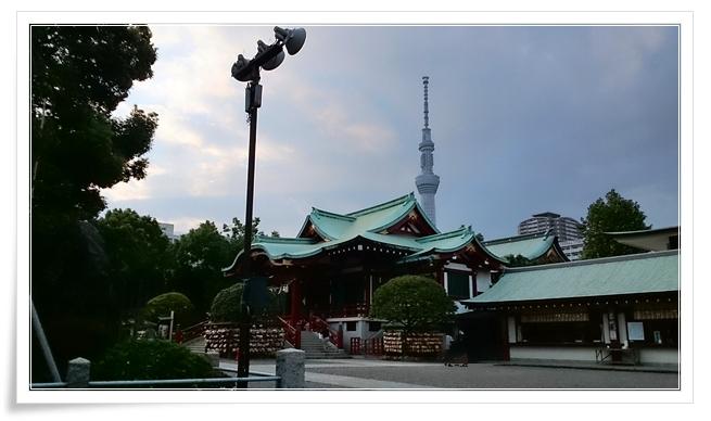 浅草やスカイツリー行くと激混みだケド・・・トリフォニーからトコトコお散歩話を書きます♪(・∀・:)ノシ