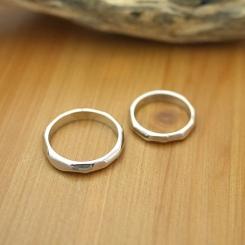 オーダーメイドプラチナ結婚指輪