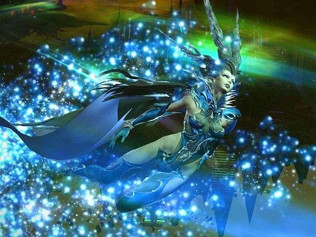 【FF14】その翼、エクセルシオ
