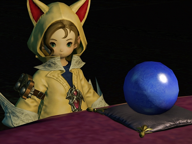 【FF14】水晶の目